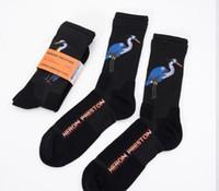 Wholesale womens nylon socks - Mens Womens Socks Athletic Ins Hot Socks Heron Preston Printed Male Female Fashion Stocking Free Size Freeshipping