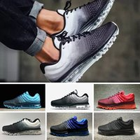 precio rebajado de las zapatillas de deporte de los hombres al por mayor-2017 Nike Air Max 2017 Running shoes nuevo 2018 KPU II Descuento Precio Hombres Mujeres zapatillas con Zapatillas de Deporte de Moda de Calidad Superior al aire libre nos calza 5.5-11