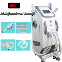 Wholesale anti aging hair for sale - DHL ipl shr laser hair removal intense pulsed light ipl machine anti aging skin care pigmentation removal