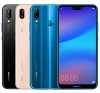 Wholesale dual sim phone - Huawei P20 Lite Nova e Global Firmware Unlockde Phone Octa Core GB GB inch Dual Rear Camera MP Android