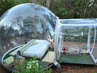 tentes familiales livraison gratuite achat en gros de-Conservatoire élégant, aire de jeux pour enfants, serre ou belvédère, tente gonflable extérieure à tunnel simple, camping en famille