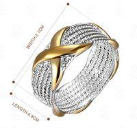ingrosso abiti di fidanzamento in argento-Anelli per le donne Anelli di fidanzamento Anelli di fidanzamento Anelli coreano di moda 925 Anelli in argento massonico in argento sterling 925