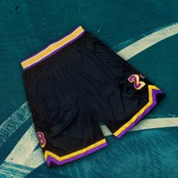 Wholesale boys sweat pants - Basketball shorts Street basketball pants Kobe retired basketball shorts, street boy training, fitness pants, fast dry sweat