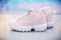 Wholesale Mens Shoes Platform - Disruptors 2 Sawtooth Thick Bottom mens womens Casual Shoes Platform shoes Training Shoes Sneaker size 35-39