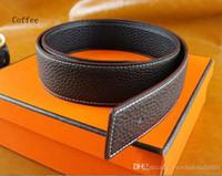 gürtel großhandel-Luxus designer von Herren Und Frauen Gürtel Mit Mode Metallschnalle Echtes Leder Top Designer Hohe Qualität Luxus Männlichen Und Weiblichen Gürtel