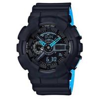 Wholesale Relogio GA110 Men s Sports Watch LED Chronograph Waterproof Military Watch AAA Digital Watch Full Featured Work Lights Car Lights