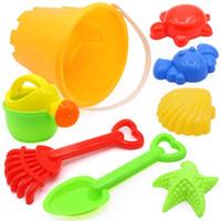 Wholesale Beach Plastic Shovel - Children Summer Swimming Toy Shovel Sandy Beach Dredging Toys Play Snow Suit In Winter Water Fun 10 9wt W