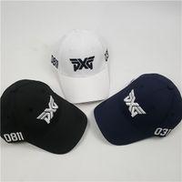 3a710b408eb20 Golf hat PXG golf cap Baseball cap Outdoor hat new sunscreen shade sport  golf hat Men