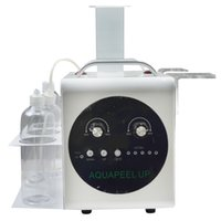microdermabrasion faciale par ultrasons achat en gros de-5 en 1 Microdermabrasion Hydrafacial Ultrasonique RF Peau Rejuvantion Soins Facial Lifting Hydro Dermabrasion Beauté Machines