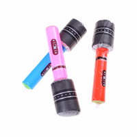 6pcs Blow up Inflatable Plastic Microphone 24CM Party Favor Kids Toy Gift ZN