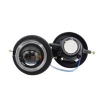 Wholesale honda accord led lights resale online - LED Halogen hid H11 H9 bulb spotlight High Low Beam Front bumper fog light lens holder assembly for HONDA ACCORD