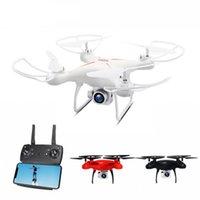 mini helikopter kamera toptan satış-Taşınabilir Katlanabilir Mini Özçekim Drone Cep Katlanır 360 ° Quadcopter Irtifa Başsız WIFI Kamera RC Helikopter Oyuncaklar Tutun