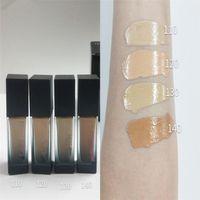 Wholesale grey highlighter for sale - Group buy Beauty Brand Makeup Faux Filter Liquid Foundation ml Concealer Primer Highlighter fond de teint Maquiagem Colors