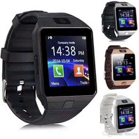 Wholesale recording package - DZ09 Wristbrand GT08 U8Smartwatch Bluetooth Android SIM Intelligent Mobile Phone Watch with Camera Can Record Sleep State Retail Package
