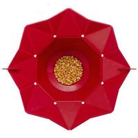 ingrosso coperchi coperti-Ciotola di mais pop per microonde popcorn con coperchio e cassetta di sicurezza