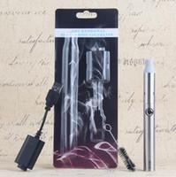 ego g5 kuru bitki buharlaştırıcı kalem toptan satış-EVOD Mini ÖNCE G5 Kuru ot Vaporizer Blister eGo Evod pil marş kitleri ecigarette Mini g5 vape kalemler önce kiti Elektronik Sigaralar Paketleri