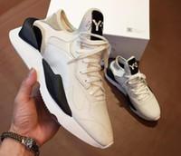 bolsa para s2 venda por atacado-Excelente qualidade! Homens movimento sapato Y-3 moda masculina sapatos casuais 4 tamanho de cor 38-44 modelo 2018 chegam Novas. Box + saco de pó s2