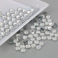 Wholesale hotfix rhinestone rose - Wholesale all Size Austrian Crystal HOTFIX Rhinestone 2028# Top Quality Flatback Hot Fix Rhinestones Xilion Rose(Crystal)