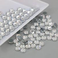 ingrosso cristalli rinforzati caldi del rhinestone-Commercio all'ingrosso tutti i cristallo austriaco di Rhinestone 2028 # HOTFIX di formato Flatback di alta qualità Rhinestones Xilion Rose (cristallo)