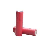 yüksek deşarjlı pil toptan satış-Yüksek kapasiteli Orijinal Şarj Edilebilir piller orijinal ambalaj Led el feneri pil Japonya NCR18650GA 3.6 v 3450 mAh 10A Sanyo için deşarj