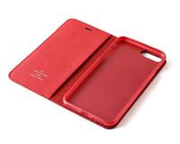 wallet case al por mayor-Funda de cuero del teléfono de la PU de la cartera de la marca de lujo para el iphone X XS Max XR 7 8 8 plus con la ranura de la tarjeta de protección de cordón cubierta de cáscara para 6 6 s más