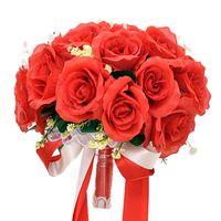 Kaufen Sie Im Grosshandel Billige Strauss Rote Rosen 2019 Zum Verkauf