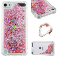 Wholesale shock iphone 5c for sale - Quicksand Air Cushion anti scratch shock absorbing glitter shinning bling case cover for iPhone C Plus Plus Plus iPhone X
