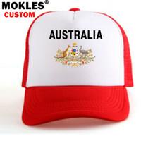 casquettes brésil achat en gros de-Australie Pakistan Paraguay Brésil Biélorussie hommes jeunes étudiant gratuit personnalisé nom fabriqué numéro photo Unisexe Publicité casquettes de baseball