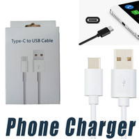 Wholesale usb sync - Fast Charging 1M 3FT 2M 6ft Type C Cable Data Sync Cord for Samsung Note 8 S8 plus HTC LG