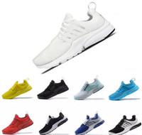 2018 Presto 5 BR QS Breathe Black White Yellow Red Men Women Running Shoes  Prestos Sports Shoe air sole Walking Mens designer Sneakers 53e017050