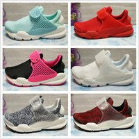 Wholesale Mens Outdoor Socks - 2018 Hot Air Presto Fragment X Sock Dart SP Outdoor Running Shoes High Quality Women and Mens Sports Sneakers Boots Size 36-44