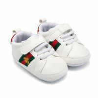 par boys shoe venda por atacado-Varejo 1 Par Esporte Sapatos de Bebê Recém-nascidos Meninos Meninas Primeiro Walker Sapatos Infantis Sapatos Prewalker 44C