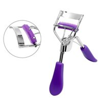 Wholesale curler price for sale - Group buy Factory price New Ladies Eye Curling Eyelash Curler with comb Eyelash Curler Clip Beauty Tools Accessories colors