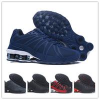 Fashion Shox Zapatillas Deportiva Hombre 2018 Men Shox OZ Trainers Shoes  Colors Grey White TLX Sizes Eu40-46 59d3d8581