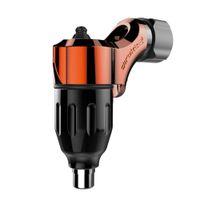 rca clip cords UK - Orange Adjustable Stroke RCA Tattoo Machine Gun With Free Clip Cord Supply