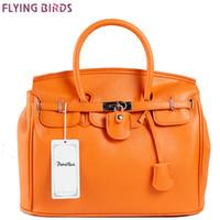 pájaro concha al por mayor-Al por mayor-VUELO PÁJAROS Moda mujer bolso famoso marcas de lujo Mujeres Bolsos de hombro Señoras en bolsas de asas de las mujeres nuevo llega bolso HE002