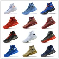 Wholesale Aw White - 2018 Hot Sale Crazy Explosive Boost 2017 Andrew Wiggins Basketball Shoes, Men PK High Quality AW LasVegas Latvia Navy Sports Sneakers 7-11.5