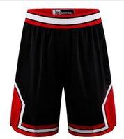avrupa tarzı şort erkek toptan satış-Yeni Stil Erkekler Basketbol Şort Çabuk kuruyan Koşu Şort Erkekler Basketbol Avrupa Boyutu Basketbol Kısa Pantaloncini Sepeti 309B