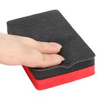 bloques de esponja al por mayor-BL-445 Magia Arcilla Rub Cuidado Del Coche Portátil Espuma Sponge Pad Block Car-styling Auto Detailing Lavable Universal Lavado de Coches Herramientas de Limpieza