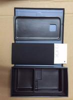 champagner gold 5s großhandel-Neue leere Kleinkästen für iphone X 8 plus 5 5s SE 5c 6 6s 7 plus Handykasten für Samsung-Galaxie Note8 S8 S4 S5 S6 S7 Rand plus über DHL