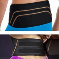ingrosso schienale inferiore supporto posteriore-Cinghia di sostegno della cinghia del supporto di sostegno lombare inferiore degli uomini di salute degli uomini di 1Pcs