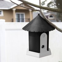 Wholesale tool sonic - Creative Design Dog Supplies Trainings Tool Puppy Outdoor Ultrasonic Anti Barking Deterrents Birdhouse Bark Stop Sonic Pet Products 90hy Z