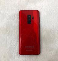 metal mağazası toptan satış-6.2 inç Tam Ekran Goophone 8 Artı 1 GB ram 8 GB Rom 16 GB 32 GB Klon 1280 * 720 Gösterilen 4G LTE Octa Çekirdek Android 7.0 Metal Vücut Cam Geri GPS