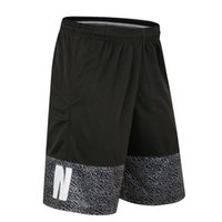 Wholesale xxxl for men online - Men Sport Gym QUICK DRY Workout Compression Board Shorts For Male Basketball Soccer Exercise Running Fitness Yoga