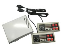Wholesale Hot Book Sale - New modle Mini TV Game Console Video Handheld for NES games consoles with retail boxs hot sale