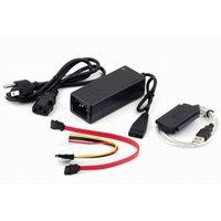 sabit disk toptan satış-USB 2.0 - IDE SATA S-ATA 2,5 3,5 HD HDD Sabit Sürücü Adaptörü