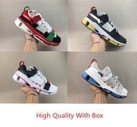 Wholesale training shoes for women - 2018 New A3 Consortium Advance Twinstrike Designer brand luxury Casual shoes for Blue White Red Men running shoes Women Training Sneaker