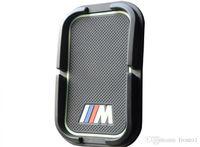 x1 destek toptan satış-Anti-kayma Araç Telefonu Mat GPS destek StickerFor BMW M3 M5 E30 E34 E46 E39 E36 E90 E60 F30 F10 F5 E53 E38 E70 E91 E87 X5 X3 E92 X1 X6