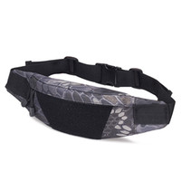 Wholesale cheap bag shops - Cheap wholesale waist bag outdoor leisure sports mini bag army camouflage tactics bag outdoor Products free shopping
