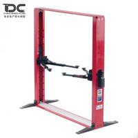 ingrosso ascensori in alluminio-DC 1:10 RC Scala in alluminio Automotive Car Lift Rosso / Grigio chiaro DC-90006 (1pz)